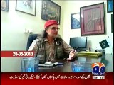 Hamid Mir Exposes Zaid Hamid Perdiction About Election 2013 in a Live Show