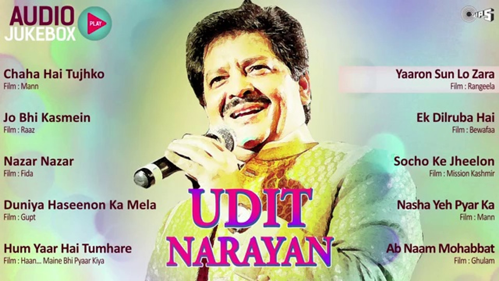 Best of Udit Narayan - Full Songs Audio Jukebox - Non Stop