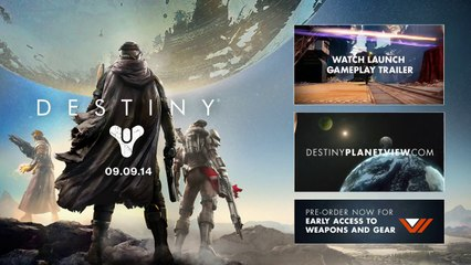 Destiny - Live Action Trailer