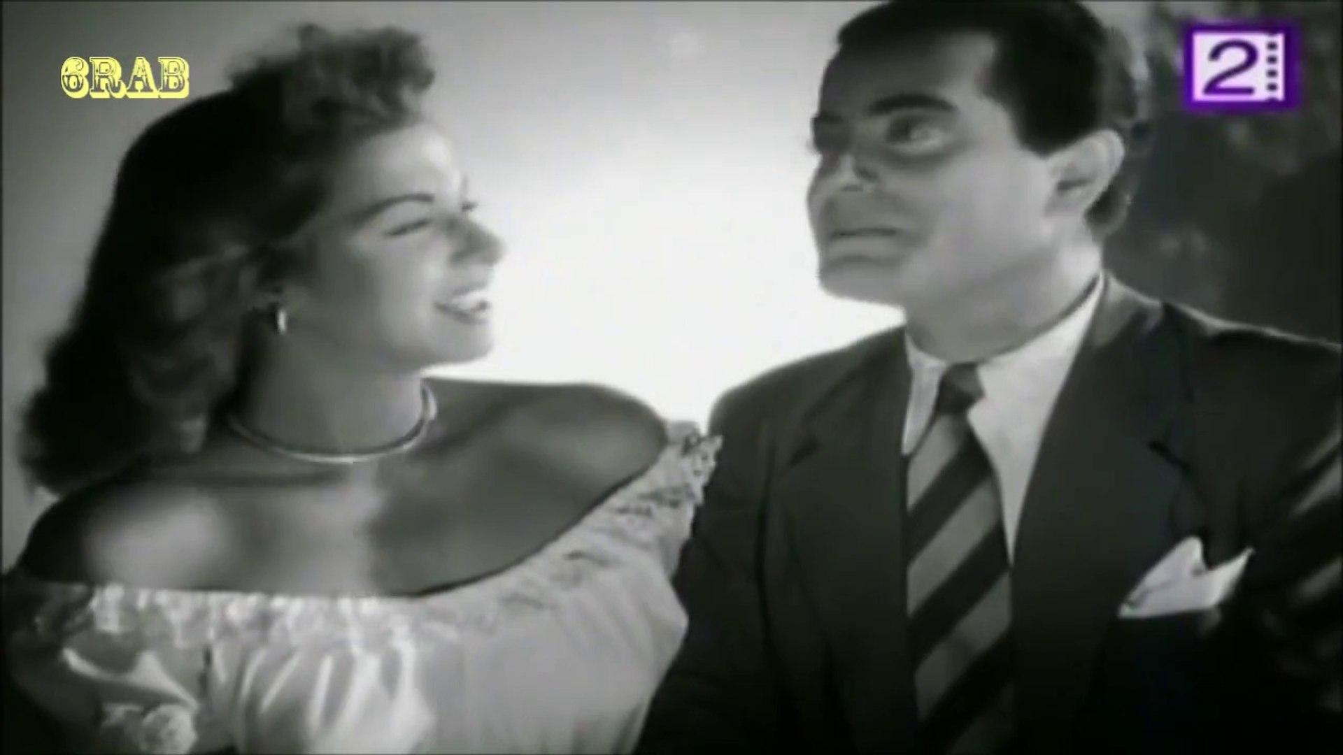 فريد الاطرش - الحب لحن جميل - فيلم احبك انت عام 1949م
