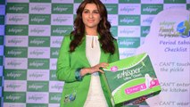 Parineeti Chopra Launches Touch The Pickle Campaign Of Whisper !