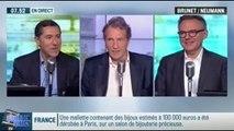 RMC Politique : Analyse des résultats des derniers sondages sur le gouvernement Hollande – 05/09