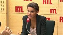 """Démission Thévenoud : une """"mauvaise nouvelle"""" qui """"nourrit la défiance"""", pour Najat Vallaud-Belkacem"""