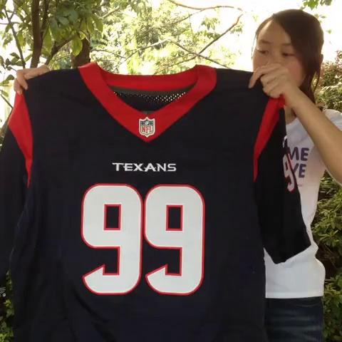 Contract Extension JJ Watt jerseys Nike Men's NFL Houston Texans JJ Watt #99 Replica Jersey wholesale at jerseys-china.cn