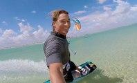Madagascar Kite Trip 2014 - Anakao  with Alex Caizergues