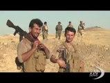 I peshmerga curdi in attesa delle armi promesse dall'Occidente. Il primo avamposto contro l'offensiva dei guerriglieri dell'Isis