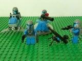 LEGO 7914 LEGO STAR WARS Mandolarian Battle Pack