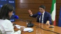 """""""De Erbil à Lampedusa, le fil rouge de l'Europe, c'est la dignité de l'Homme"""""""