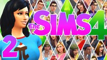 The Sims 4 [Ep.2] - Sexy Lingerie Time! Maybe?