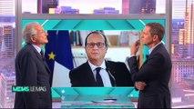 Olivier Schrameck évoque le bilan du président de France Télévisions