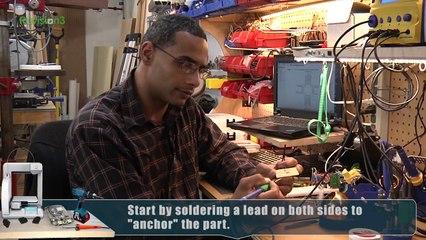 Ben Heck's DIY Cell Phone Part 2 - The Ben Heck Show