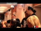 """Tony Ward"" Backstage Spring Summer 2006 Haute Couture by Fashion Channel"