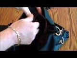 Nice Eabag Womens Pu Leather Simple Hobo-style Shoulder Handbags