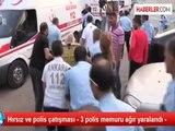 Ankara'da Silahlı Çatışma: 3'ü Polis, 4 Yaralı