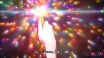 Sailor Moon Crystal Verwandlung - Sailor Mercury + Sailor Mars