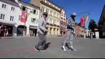6vs6 Battle 1 Team Brazil Vs Team Japan World Street Dance