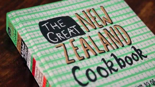 Win A Great New Zealand Cookbook Tiki Tour