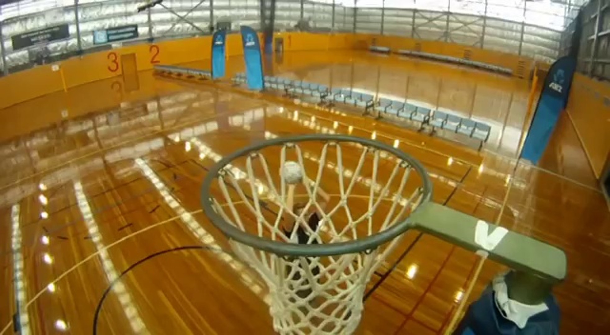 How To Shoot A Netball