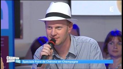 """Nonolimite @ """"Champagne Ardenne Matin"""""""