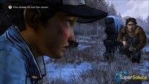 Soluce Walking dead Saison 2 - Episode 5 - Ne pas sauver le bébé