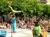 Festival des arts de la rue à Sainte-Savine