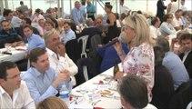 Intervention Dominique Aguilar - 2ème Fête des Bourguignons