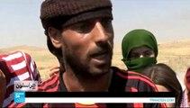 حصري فرانس24- مراسلون - سوريا – العراق: الجبهة الكردية