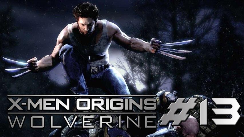 [X-men : Origins Wolverine ] Flashback #13