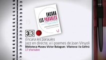 TV3 - 33 recomana - Encara les paraules. Celler Cooperatiu. Sant Cugat del Vallès