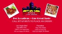 Pizza Las Vegas   Best Pizza in Las Vegas   Joe's New York Pizza Reviews pt. 10