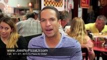 Pizza Las Vegas   Best Pizza in Las Vegas   Joe's New York Pizza Reviews pt. 12