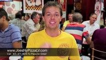 Pizza Las Vegas   Best Pizza in Las Vegas   Joe's New York Pizza Reviews pt. 11