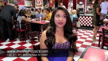 Pizza Las Vegas   Best Pizza in Las Vegas   Joe's New York Pizza Reviews pt. 8
