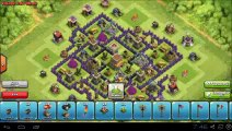 Clash Of Clans - Town Hall 8 Defensive (The Mad House)
