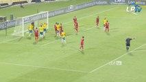 Brésil U21 : le but et les actions de Doria
