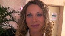 La championne cycliste Marion Rousse au GPF