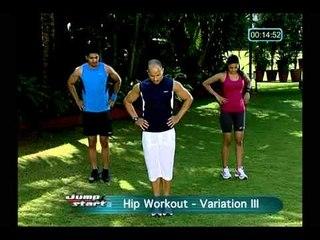 Jump Start - Total Hips Workout