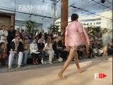 """Louis Vuitton"" Spring Summer 2006 Menswear Paris 2 of 2 by Fashion Channel"