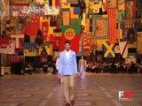 """""""Dries Van Noten"""" Spring Summer 2006 Menswear Paris 2 of 3 by Fashion Channel"""