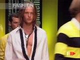 """""""Carlo Pignatelli"""" Spring Summer 2006 Menswear Milan 3 of 3 by Fashion Channel"""