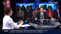BFM Politique: L'After RMC: Christian Estrosi répond aux questions de Véronique Jacquier - 07/09 6/6