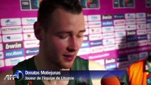 Mondial 2014: La Lituanie poussée loin par la Nouvelle-Zélande