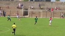 U17 NATIONAUX  FC SETE VS AC MONACO FC le 07/08/2014
