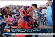 Palestina: recuerdan a 4 chicos asesinados en Gaza por marina israelí