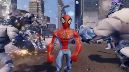 Disney Infinity 2.0 : Marvel Super Heroes - Trailer Walk It