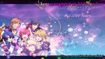 Maji love 1000% - STARISH (Sub español + lyrics)