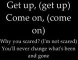 stop crying your heart out - oasis - lyrics