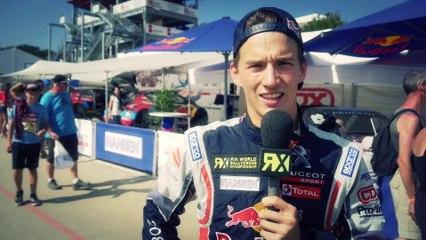 WRX - Team Peugeot-Hansen - Highlights of round 8 - France