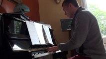 2014 L'important c'est d'aimer version piano Pascal Obispo florent Pagny