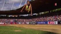ChE athlétisme 2014, finale triple saut F